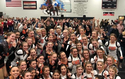 Erie Dance and Cheer Win Big at League