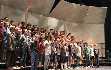 Erie's Men's Fest Creates a Bond Between Middle and High School Male Singers
