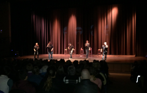 Two Generations of A Capella Perform at Concert
