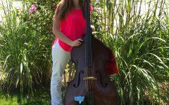 Delaney Spielman's Fine Performance at all state orchestra