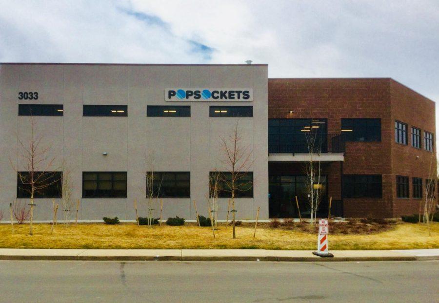 PopSockets Headauarters Office