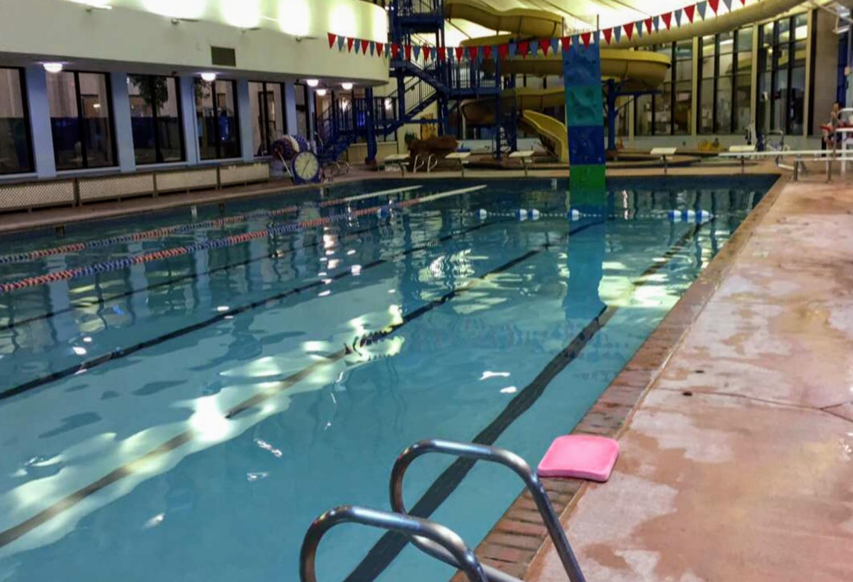 Erie Rec Center Pool