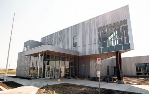Modern and Groundbreaking Innovation Center