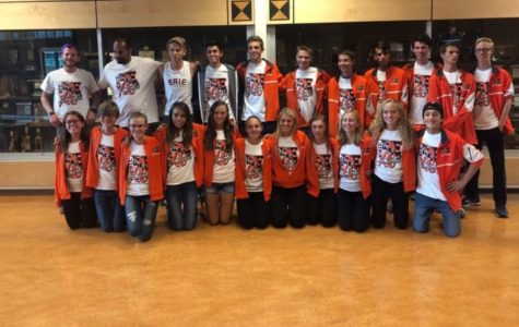 Erie XC Races Their Way to State!