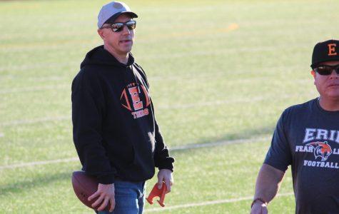 Erie's Own Ready, Set, Hut with Coach Scott Hahn.