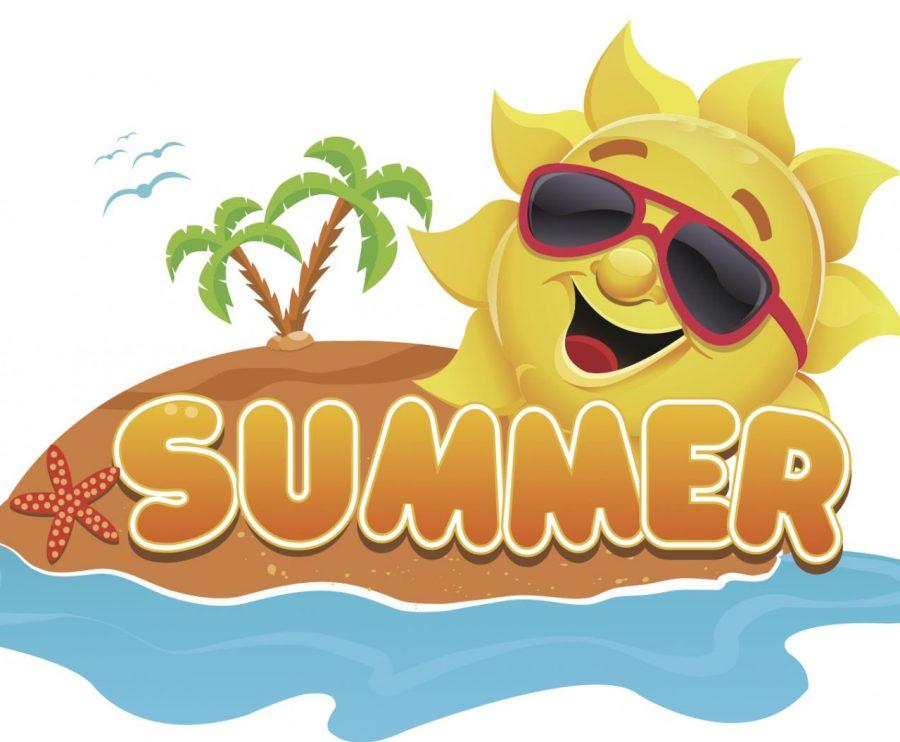 Summer Agenda Ideas