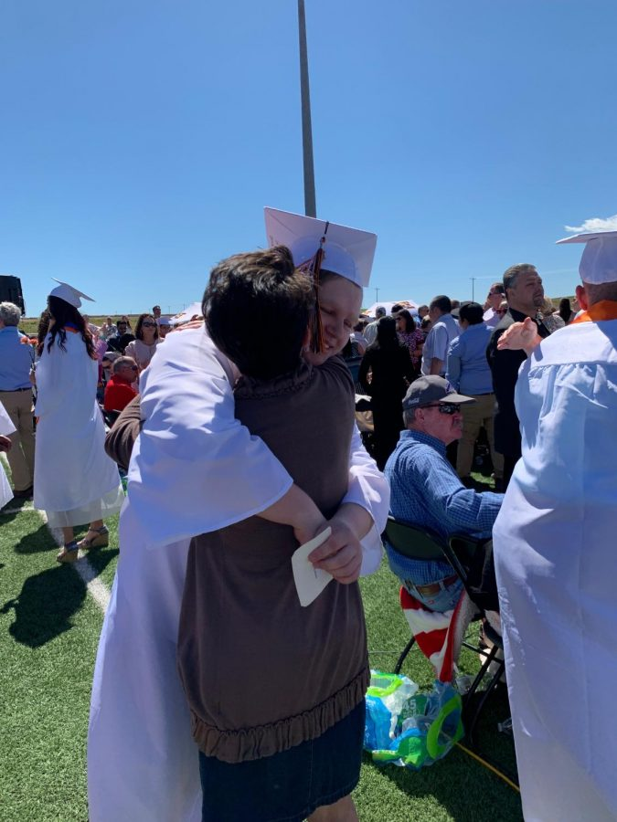 Emotions Were High at the Erie High Class of 2019 Graduation