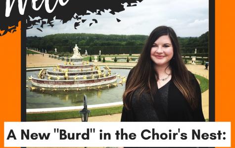 """A New """"Burd"""" in the Choir's Nest: Erie Hires a New Choir Director"""