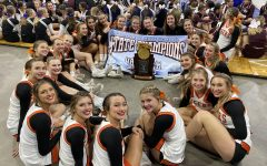 (Video) Erie Tiger Cheer: Back-to-Back 4A State Champions