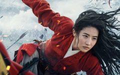 Mulan Movie cover from Disney's instagram