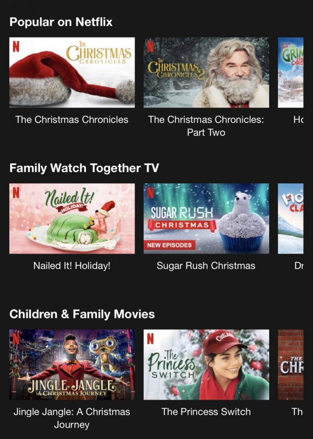 Netflix has so many new shows and movies to watch during this time of year
