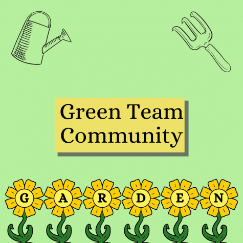 Get a Green Thumb With the Green Teams Community Garden