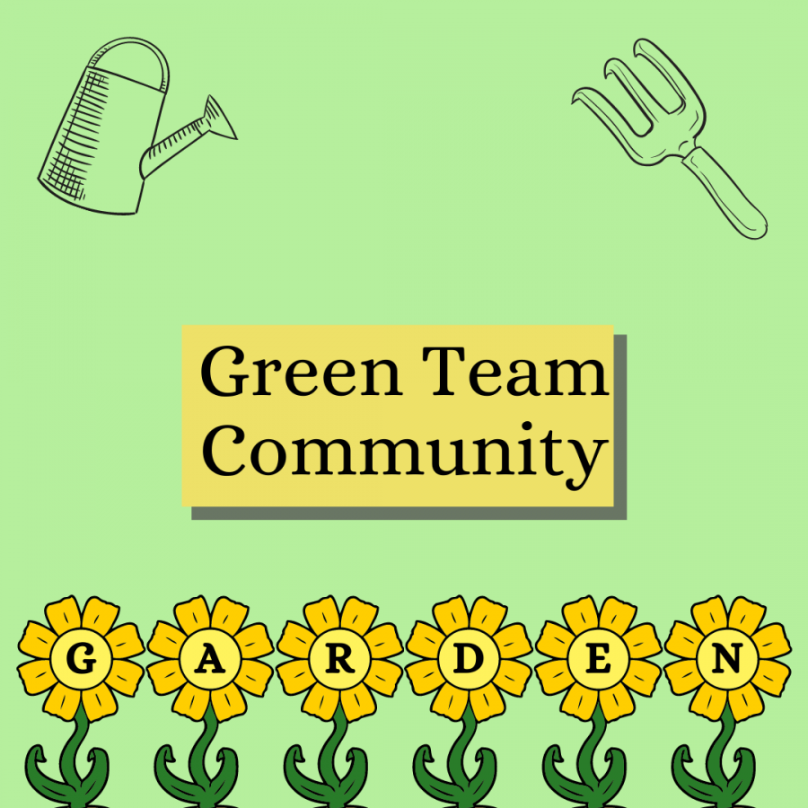 Get a Green Thumb With the Green Team's Community Garden