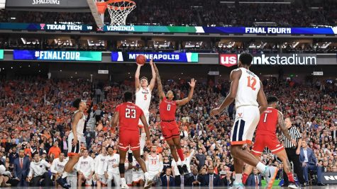 Virginia shooting in their previous final four matchup against Texas Tech